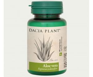 aloe vera comprimate dacia plant