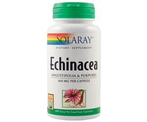 capsule echinacea solaray