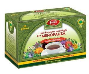 Ceai menopauza - Fares