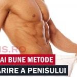 Tablete pentru mărirea penisului