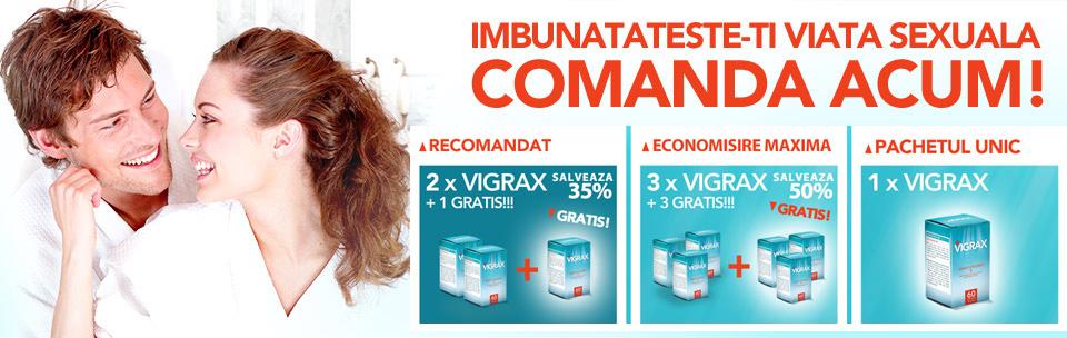 Comanda Vigrax la pret promotional