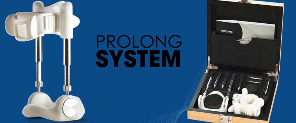 Dispozitiv Prolong System de marire a penisului