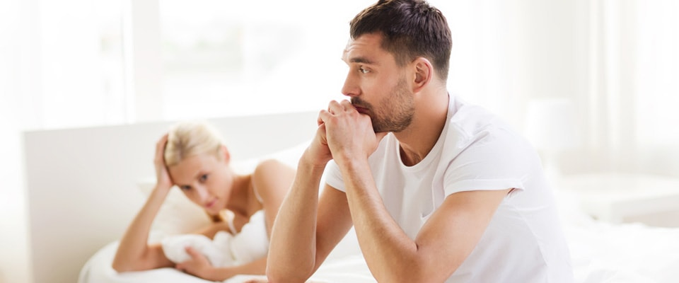 probleme cu erecția și ejacularea prematură