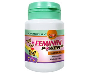 Feminin power natural
