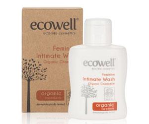 Gel organic igiena intima Ecowell