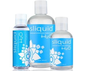 Lubrifiant pe baza de apa Sliquid Organics H2O