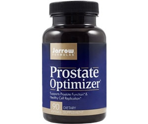prostate optimizer jarrows secom