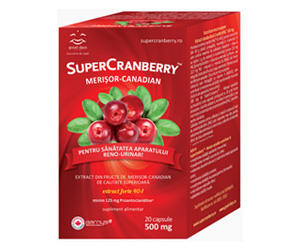 super cranberry merisor canadian