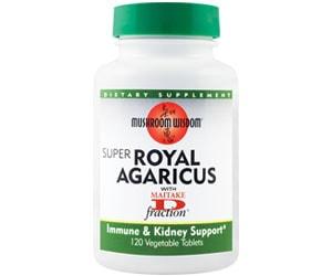 Super Royal Agaricus - supliment natural pentru imunitate si protejarea aparatului urinar