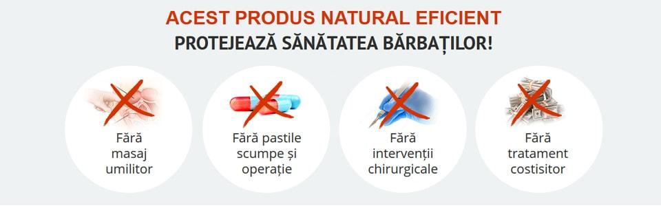 Supliment natural pentru prostatita Prostect - pret, pareri, forum