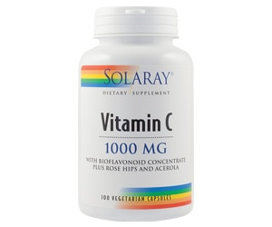 vitamina c solaray 1000mg
