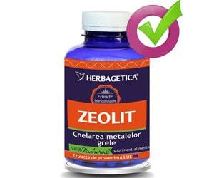 Zeolit - Herbagetica